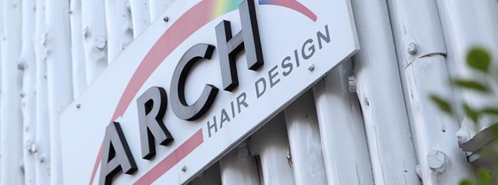 美容・健康・エステ・ARCH HAIR DESIGN・メイン写真
