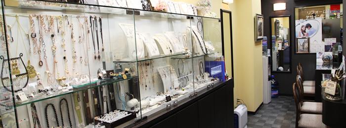 ショッピング・ジュエリーオオクラ・メイン写真