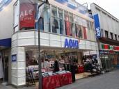 ショッピング・AOKI高円寺店・外観