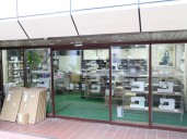 ショッピング・ミシンプラザ・外観