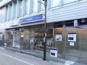 暮らしのサービス・みずほ銀行高円寺北口支店・外観