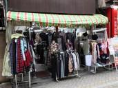 ショッピング・シルバー洋品店・外観