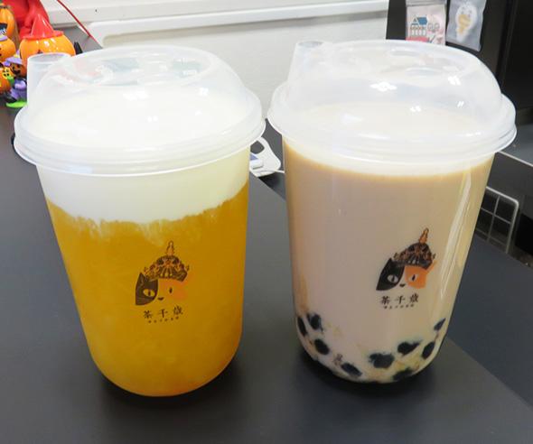 グルメ・茶千歳 高円寺店・内観